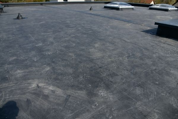 EPDM roof is one of the house roofing system